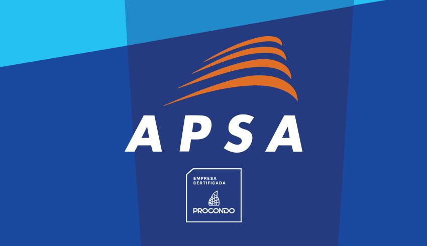 APSA: quarta administradora do Rio a renovar com o Procondo